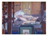 Camden Town Nude Giclee Print by Spencer Frederick Gore
