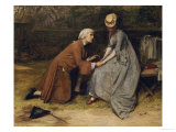 The Proposal, 1869 Giclee Print by John Pettie