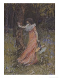 Hide and Seek Giclee Print by Elizabeth Adela Stanhope Forbes