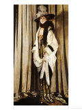 Mrs. St. George, 1906 Giclee Print by Sir William Orpen