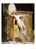 The Offering Giclee Print by Theodore Jacques Ralli