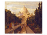 The Taj Mahal, 1879 Posters par Valentine Cameron Prinsep