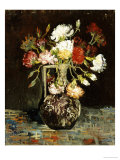 Bouquet of Flowers Print by Vincent van Gogh