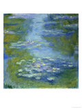 Water Lilies, 1907 Giclee Print by Claude Monet