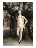 Arthur Hill, 2nd Marquess of Downshire (1753-1801) Giclee Print by Hugh Douglas Hamilton