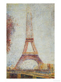 La Tour Eiffel Prints by Charles Palmie