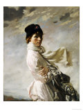 In Dublin Bay, 1909 Affischer av Sir William Orpen