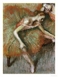 Dancers, circa 1899 Giclee Print by Edgar Degas