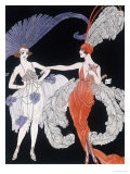 The Purchase Giclee Print by Georges Barbier