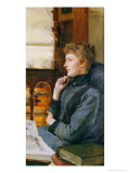 Far Away Thoughts, 1890 Print by Sir Lawrence Alma-Tadema