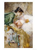Maternity Giclee Print by Mose Bianchi