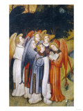 A Choir of Angels a Fragment, Probably of Nativity Giclee Print