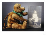 A Teddy Bear Purse with Honey Golden Mohair, circa 1918 Prints