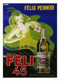 Feli 45, circa 1930 Giclee Print by Raymond Ducatez