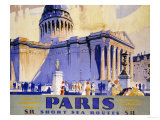 Paris, Southern Railway, circa 1932 Giclee Print by Griffin