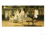 Bacchanal, Dated 1871 Posters by Sir Lawrence Alma-Tadema