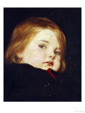Portrait of a Child Giclee Print by Nicolas Gysis