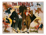 The Heral's, circa 1900 Giclee Print by Jacques Faria
