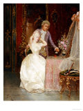 In the Boudoir Giclee Print by Ettore Simonetti