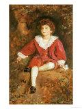 Portrait of the Hon John Neville Manners, 1896 Art by John Everett Millais