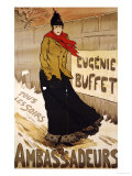 Ambassadeurs, Eugene Buffet, 1893 Giclee Print by Luc Metivet