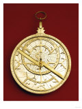 The Berselius Astrolabe, Late 14th, 15th Giclee Print