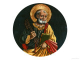 Saint Peter Giclee Print by Bartolomeo Caporali