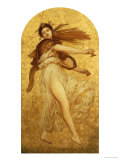 The Dance of the Cymbalists Giclee Print by Frederick Leighton