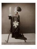 A Shinto Priest Offering Sake to the Kami, 1880 Impression giclée par Baron Von Raimund Stillfried