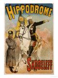 Hippodrome, 1895 Poster by Jules Chéret
