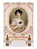 Jules Robin & Co's, Cognac, 1918 Art