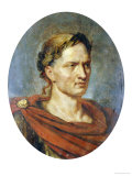 The Emperor Julius Caesar Prints by Peter Paul Rubens