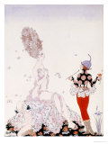 Mother Nature Giclee Print by Georges Barbier