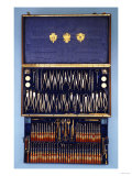 A Dental Tool Set by Bucquet, Paris, circa 1875 Giclee Print