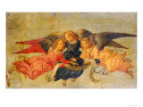 Three Angels Giclee Print by Bartolommeo Di Giovanni