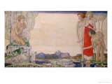 The Voice of Pan Giclee Print by Edward Reginald Frampton