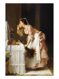 The Chamber Maid, 1868 Giclee Print by Joseph Caraud