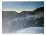 February Evening, 1895 Giclee Print by Christian Skredsvig