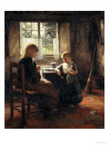 The Sisters Giclee Print by Evert Pieters