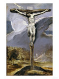 Christ on the Cross Posters by El Greco