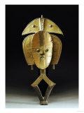 Fine Kota Reliquary Guardian Figure, Mbulu Ngulu Print