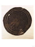 A Coptic Textile Fragment Egypt, circa 4th-7th Century AD Giclee Print