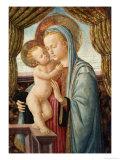 The Madonna and Child Prints by Zanobi Machiavelli