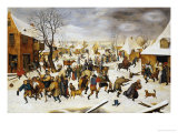 The Massacre of the Innocents Posters by Pieter Bruegel the Elder