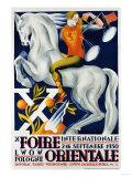 Xe Foire Orientale, 1930 Prints