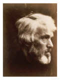 Thomas Carlyle, 1867 Poster by Julia Margaret Cameron