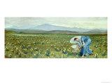 La Primavera Posters by Walter Crane