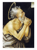 Saint Jerome Prints by Fillippino Lippi