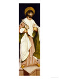 Saint Bartholomew the Master of Elderkin Giclee Print by Schen Heligenpaars