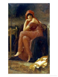 Sybil Giclee Print by Frederick Leighton